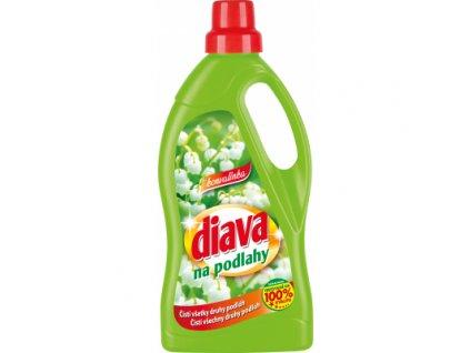 Diava Konvalinka čistící prostředek na podlahy, 750 ml