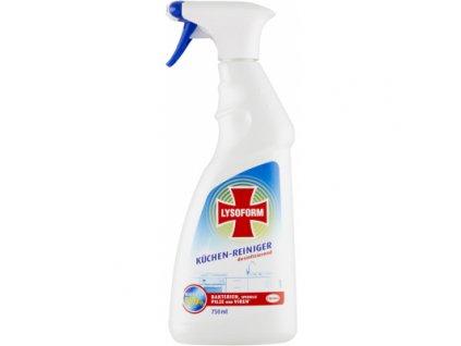 Lysoform dezinfekční čistič kuchyně, 750 ml