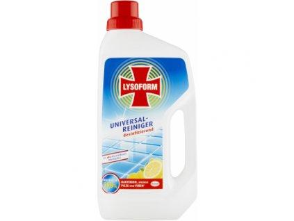 Lysoform univerzální dezinfekční čistič, 1 l