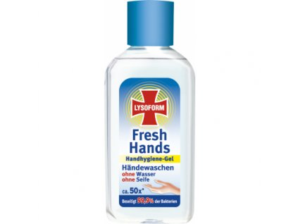 Lysoform dezinfekce na ruce, 50 ml