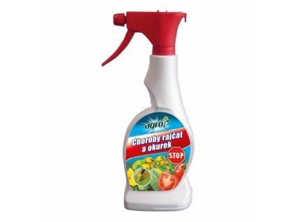 Fungicid AGRO STOP RTD proti chorobám rajčat a okurek 500ml