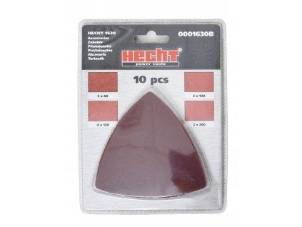 0001630B - 10 ks brusných papírů pro HECHT 1630