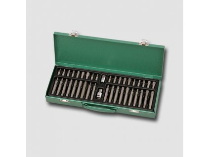 HONITON H4350 Sada nástavců IMBUS+TRX+XZN S2 kov. obal, 40dílů