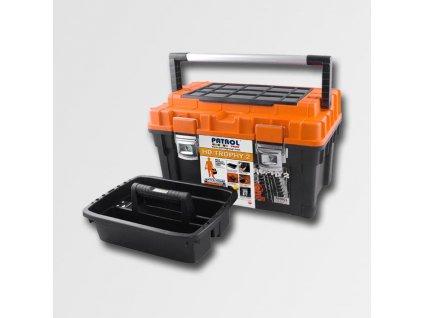 PATROL TROPHY - Box plastový 595X345X355 mm