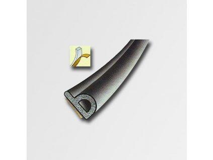 Těsnění P-6m 9x5,5mm bílá/PL STOMIL