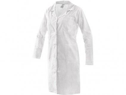 Dámský plášť EVA, bílý