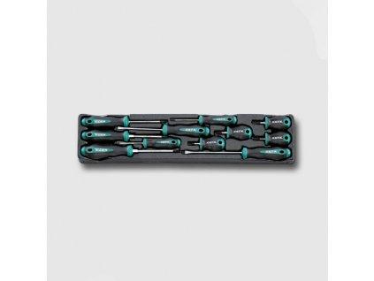 HONITON HA110 Sada šroubováků 11 dílů, plastové plato