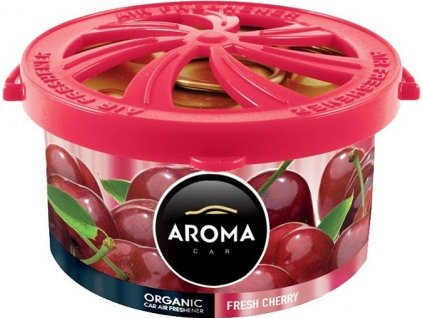 Aroma Car Aroma Car Organic FRESH CHERRY 40 g