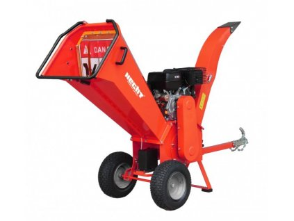 HECHT 6642 - motorový drtič