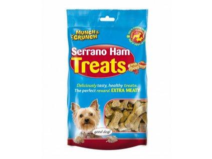 Serrano Ham kostičky pro psy kuřecí 200g