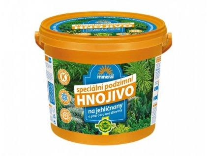 Hnojivo MINERAL podzimní na jehličnany 5kg