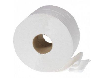 toaletni papir jumbo 2vrstvy bily recykl 26 cm 6 roli default