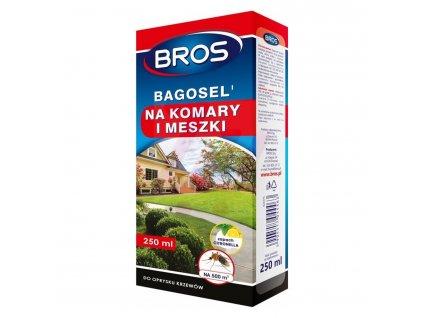 Insekticid BROS BAGOSEL do zahrad proti komárům 50