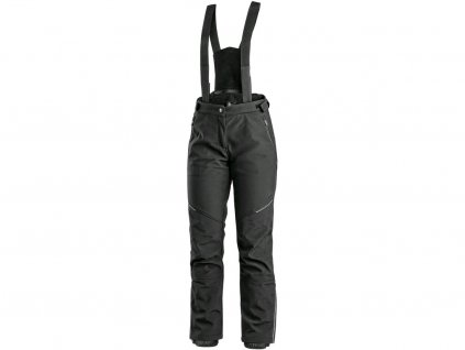 Kalhoty CXS TRENTON, zimní softshell, dámské