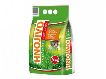Hnojivo na trávník STANDARD 5kg