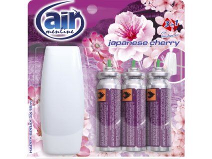 727105 air menline happy spray japanese cherry osvezovac 3x15ml