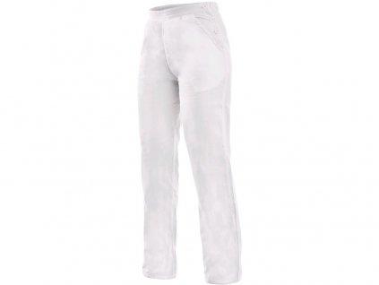 Dámské kalhoty DARJA, bílé