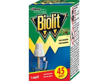 675250 biolit tekuta napln do elektrickeho odparovace 45 noci