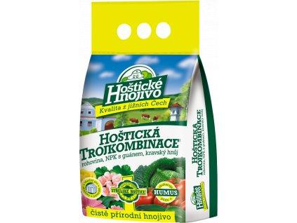 Hnojivo HOŠTICKÁ TROJKOMBINACE 2,5kg