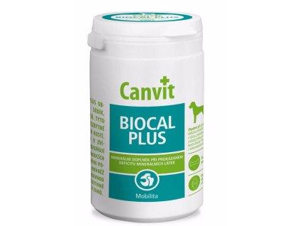 Canvit Biocal Plus pro psy-ochucený 500g-11440