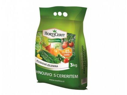 Hnojivo RAŠELINA HORTICERIT na plodovou zeleninu 3kg