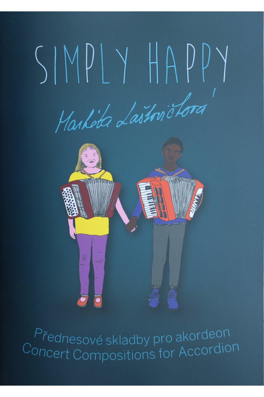 Sešit SIMPLY HAPPY