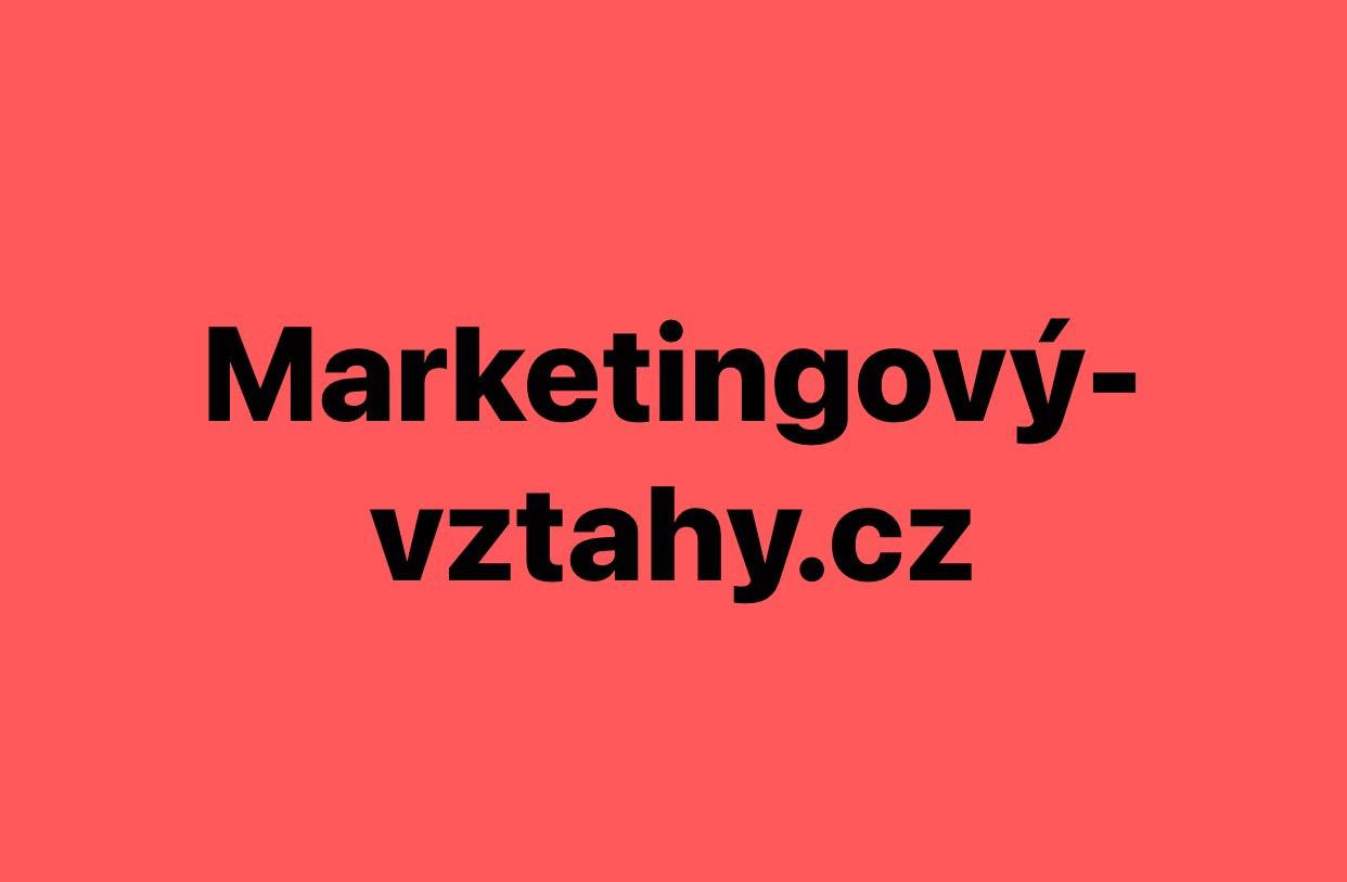 Marketingovy-vztahy.cz