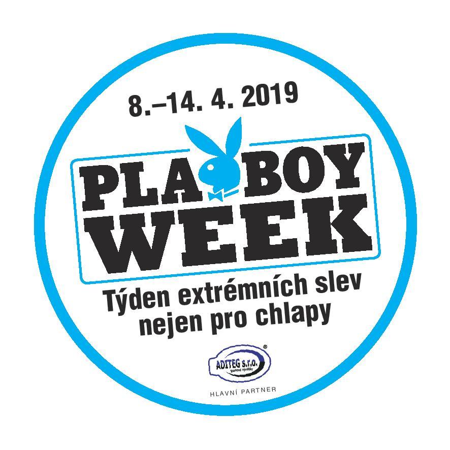 Playboy Week i u nás