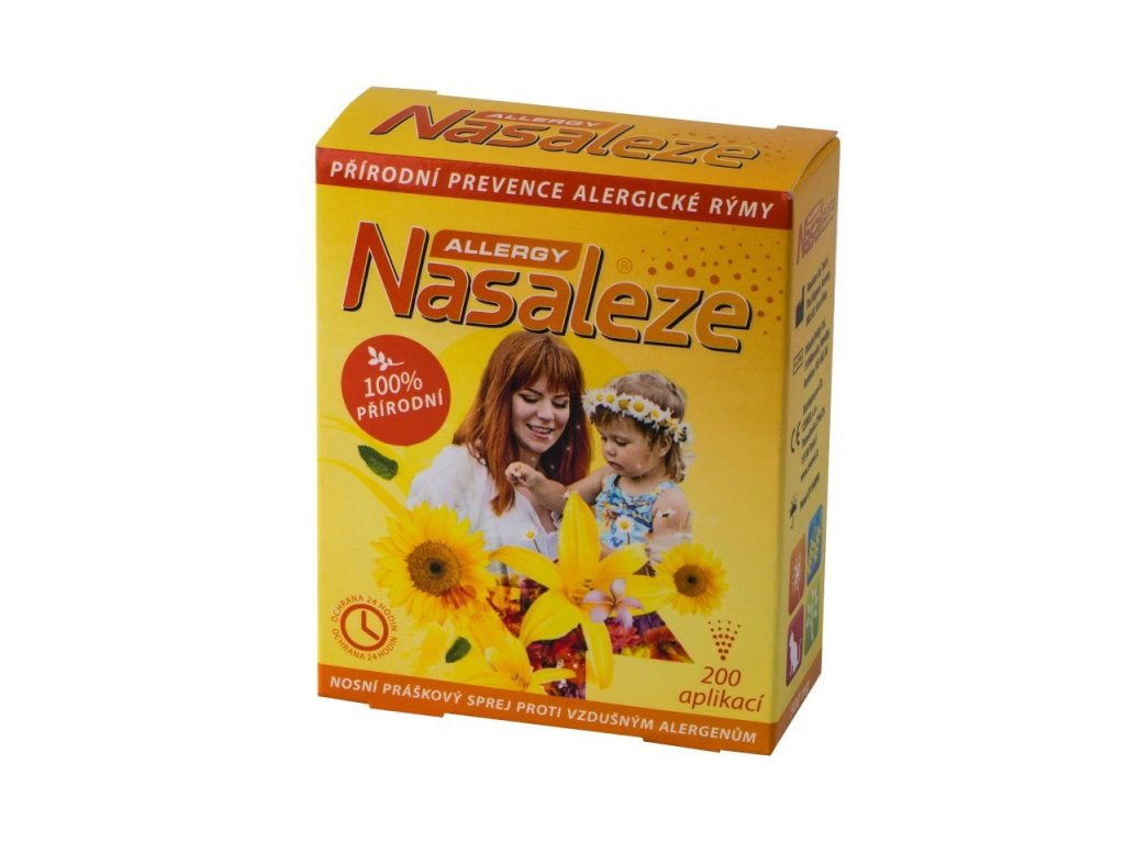 Nasaleze Allergy 500mg