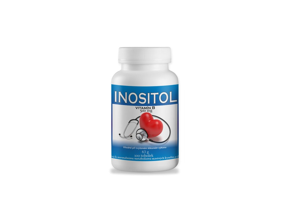 0000692 inositol 500 mg 100 cps 510