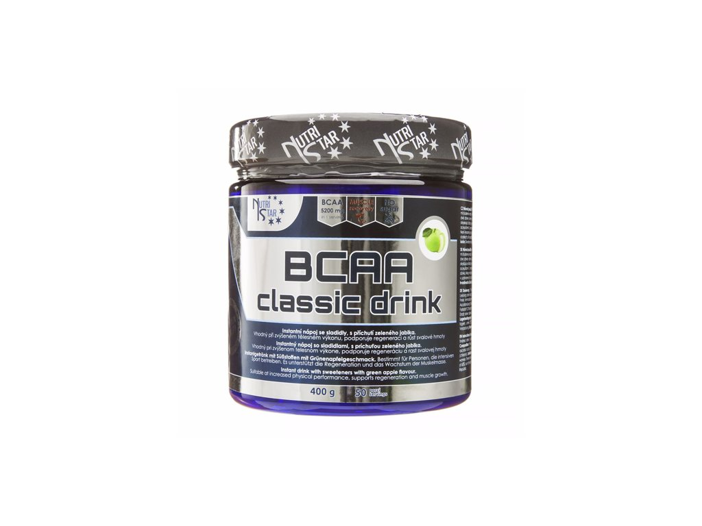 0000616 bcaa classic drink 400 g dose 510