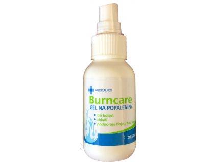 Burncare - gel na popáleniny 50ml