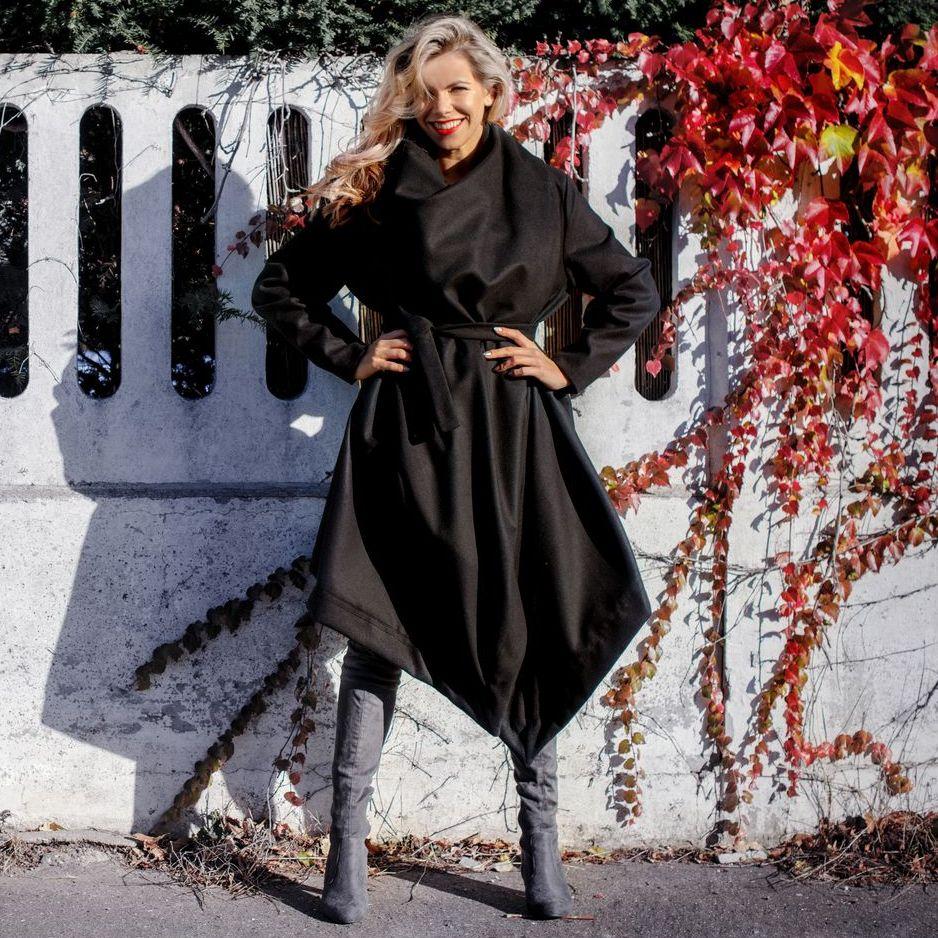 Novinka - kabát JELENA