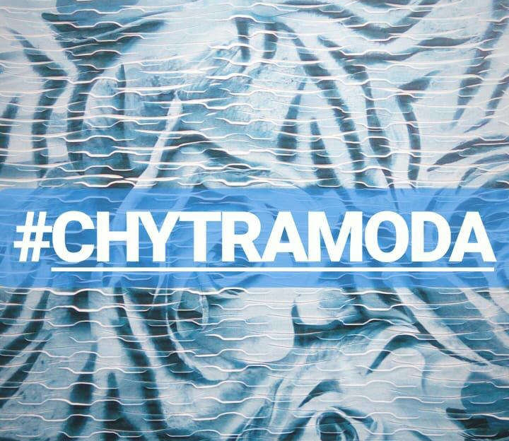 #CHYTRAMODA