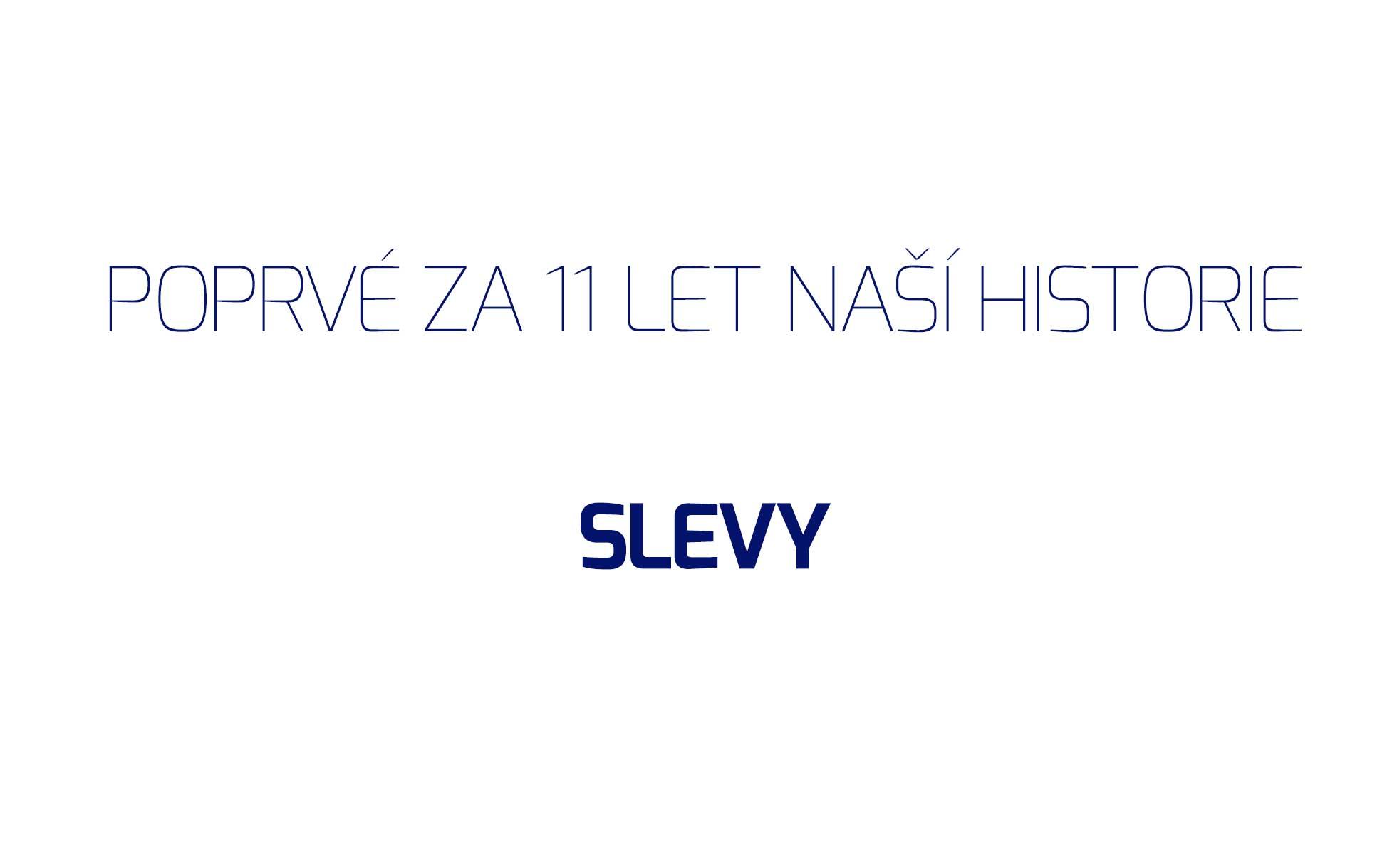 první SLEVY u Marko.in