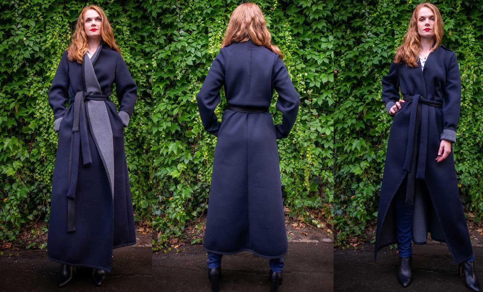 chytrý kabát Ester