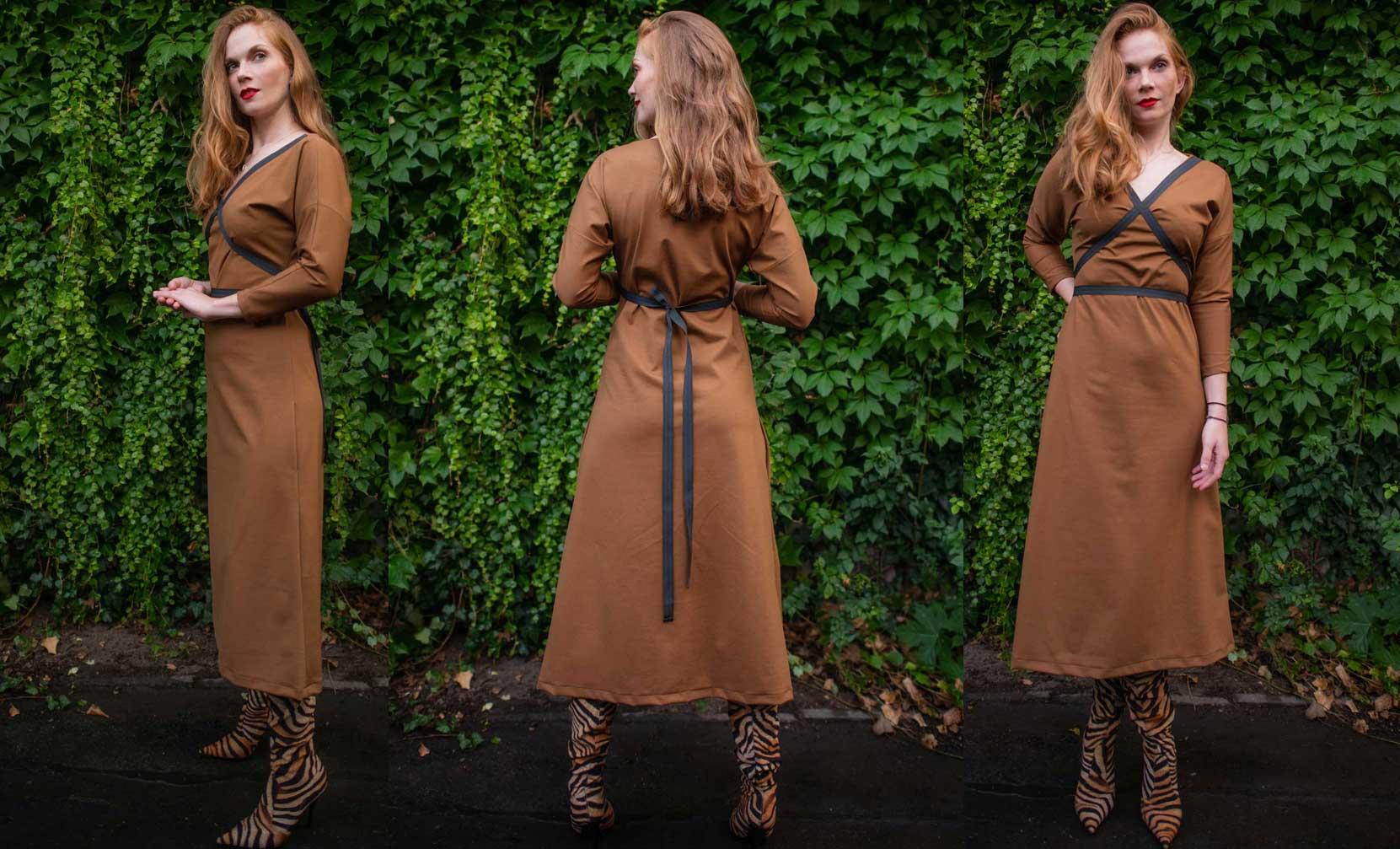 pohodlné šaty Mária