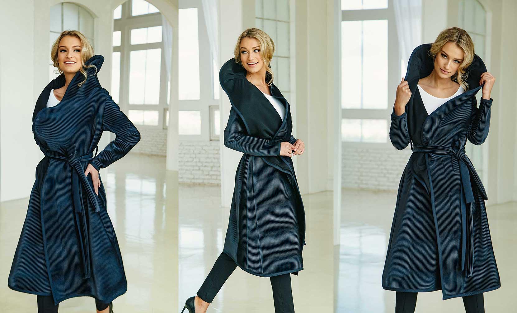 Kabát AnnA kolekce 2020 #chytramoda