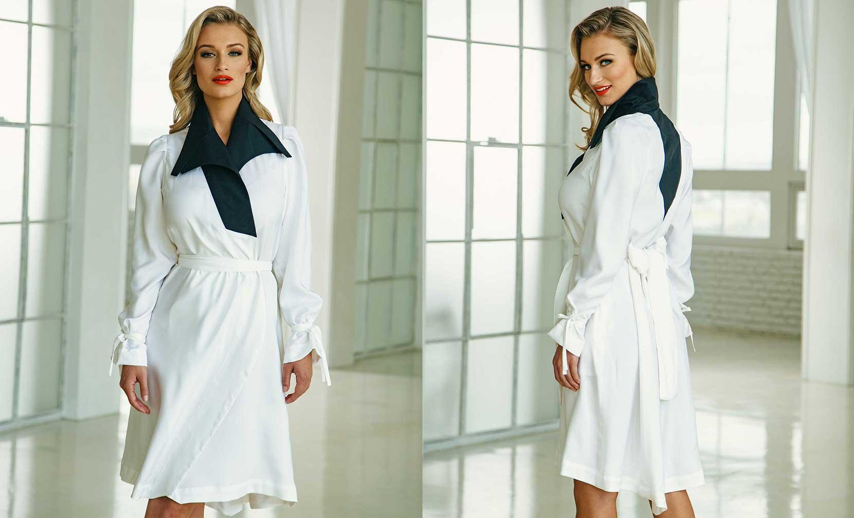 košilové šaty Alex kolekce 2020 #chytramoda