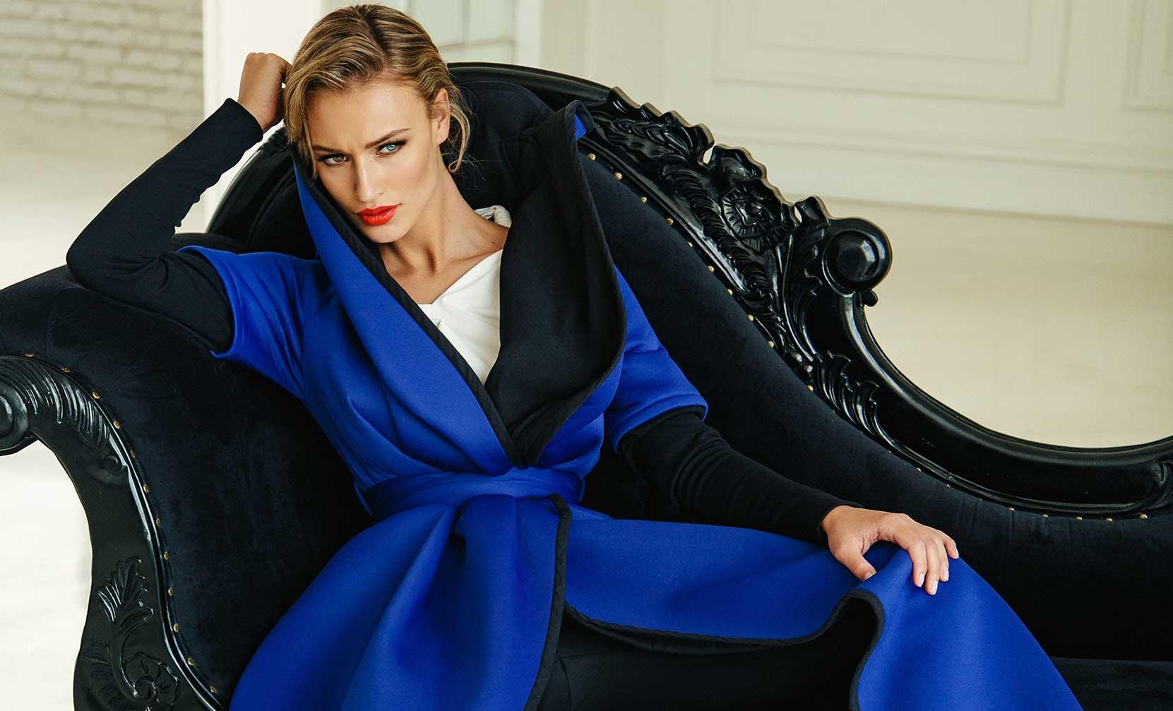 Kabát HannaH kolekce 2020 #chytramoda