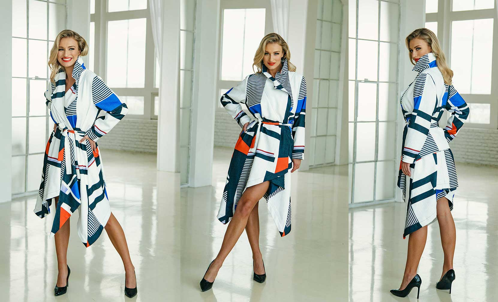 Kabát Selena kolekce 2020 #chytramoda