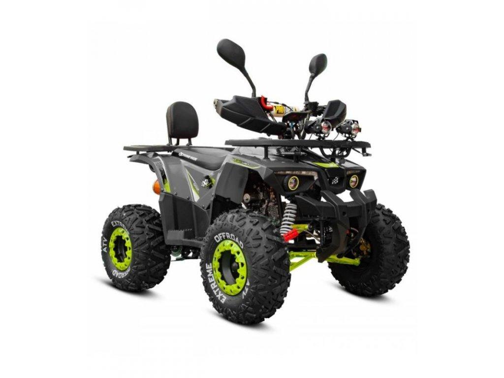 ctyrkolka atv hunter 125cc rs edition 3g