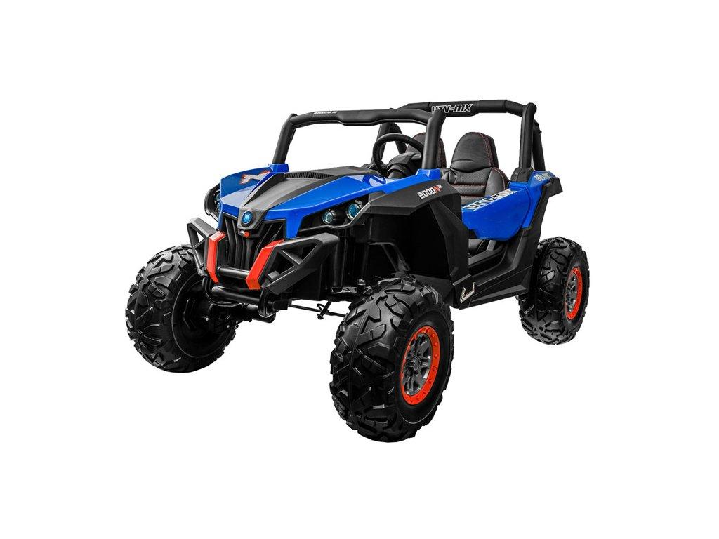 Elektrické autíčko Buggy 4x4, model 2021,modré