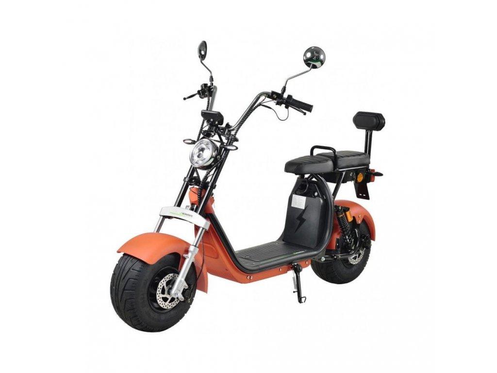 Elektrokoloběžka Harley X-scooters XR05 1200w 60v EEC Li