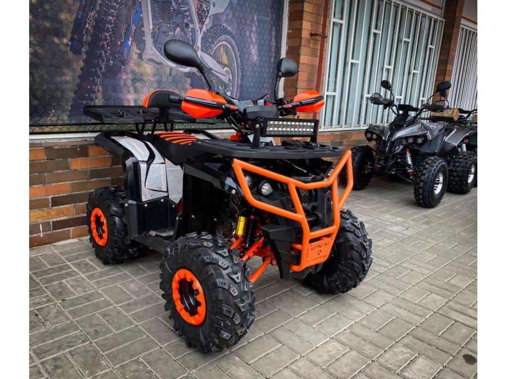 Dětská čtyřkolka Raptor 150 ccm - oranžová