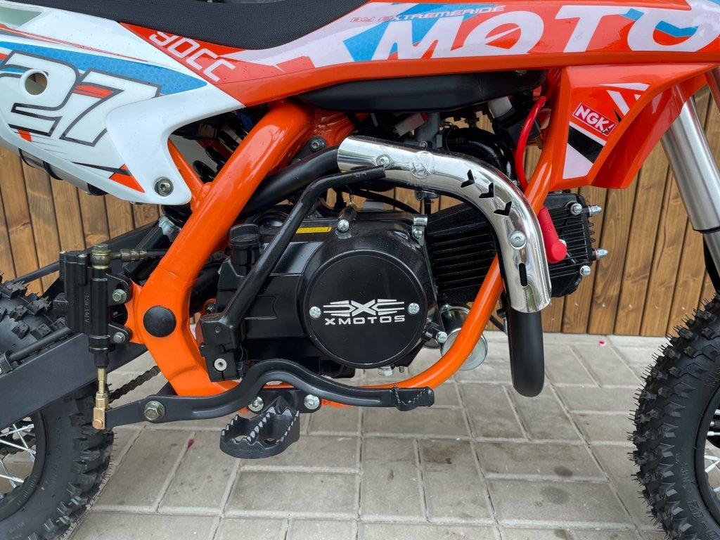 PitBike XMOTOS - XB27 Semi-Automatic 90cc 4t 12/10