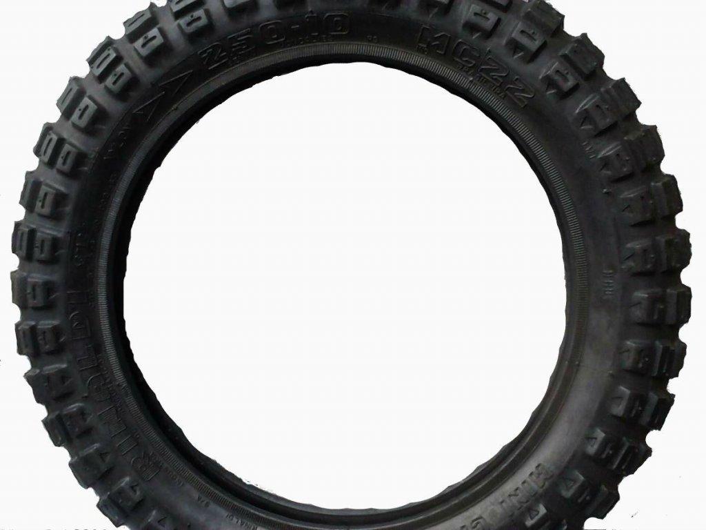 Plášť na Pitbike R10 2.5/10 + duše