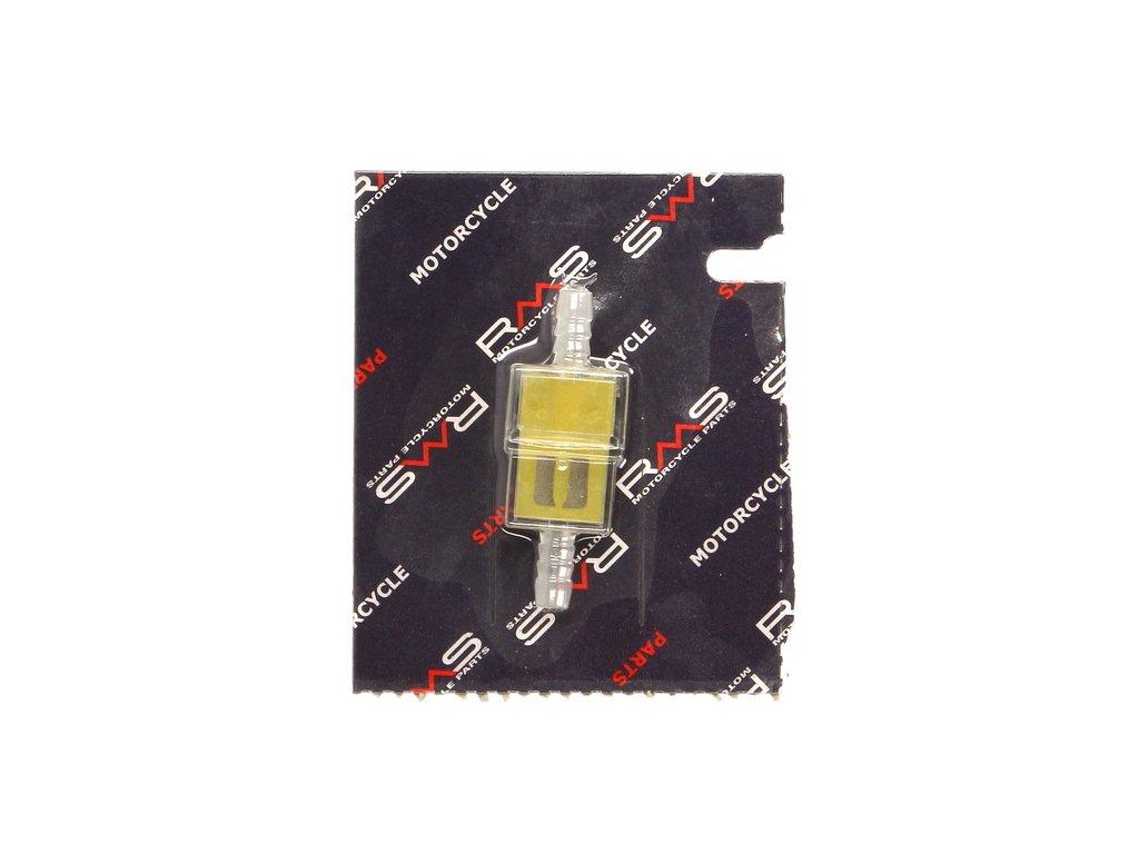 Benzinový filtr 125cc TYP 1