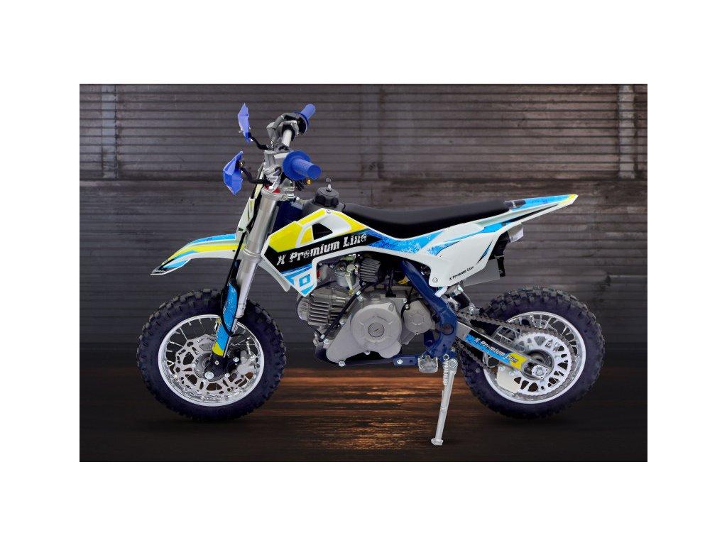 motocykl xmotos xb20 60cc 4t 1010