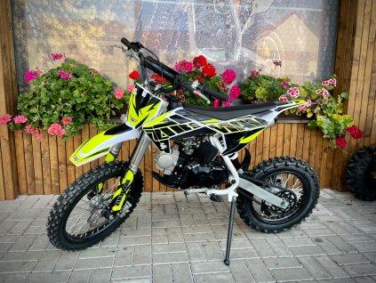 Dirtbike ZUUMAV 125cc 17/14 manuál 4G + el start
